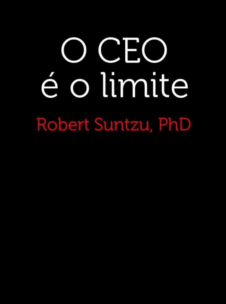 Capa do ebook O CEO é o limite