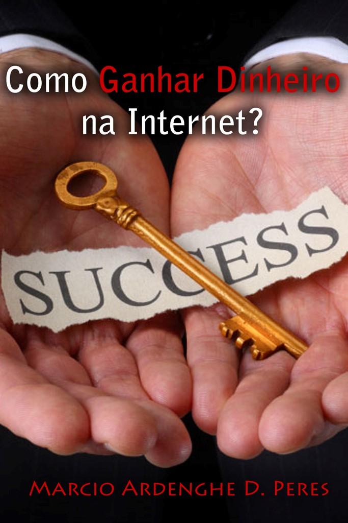 Capa do ebook Como Ganhar Dinheiro na Internet