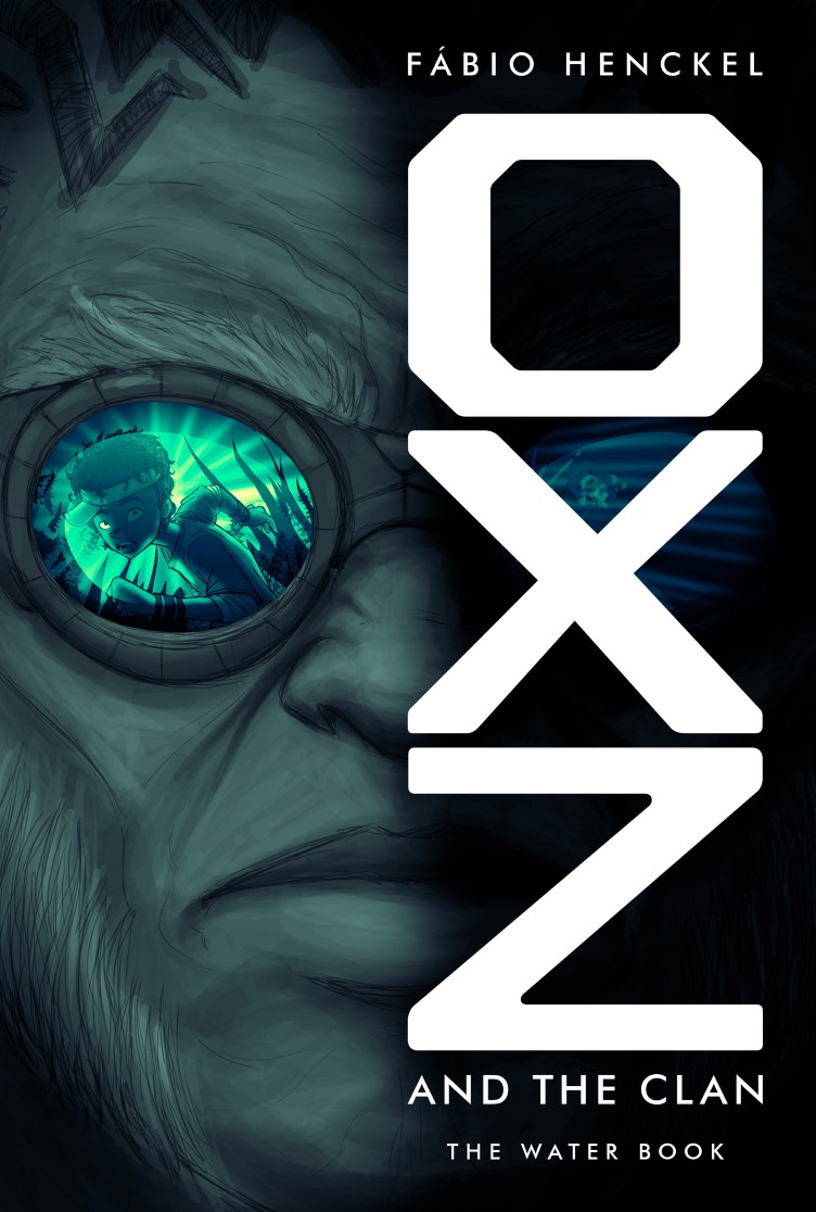 Capa do ebook OXZ and the Clan