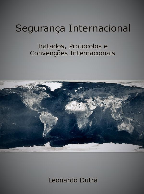 Capa do ebook Segurança Internacional