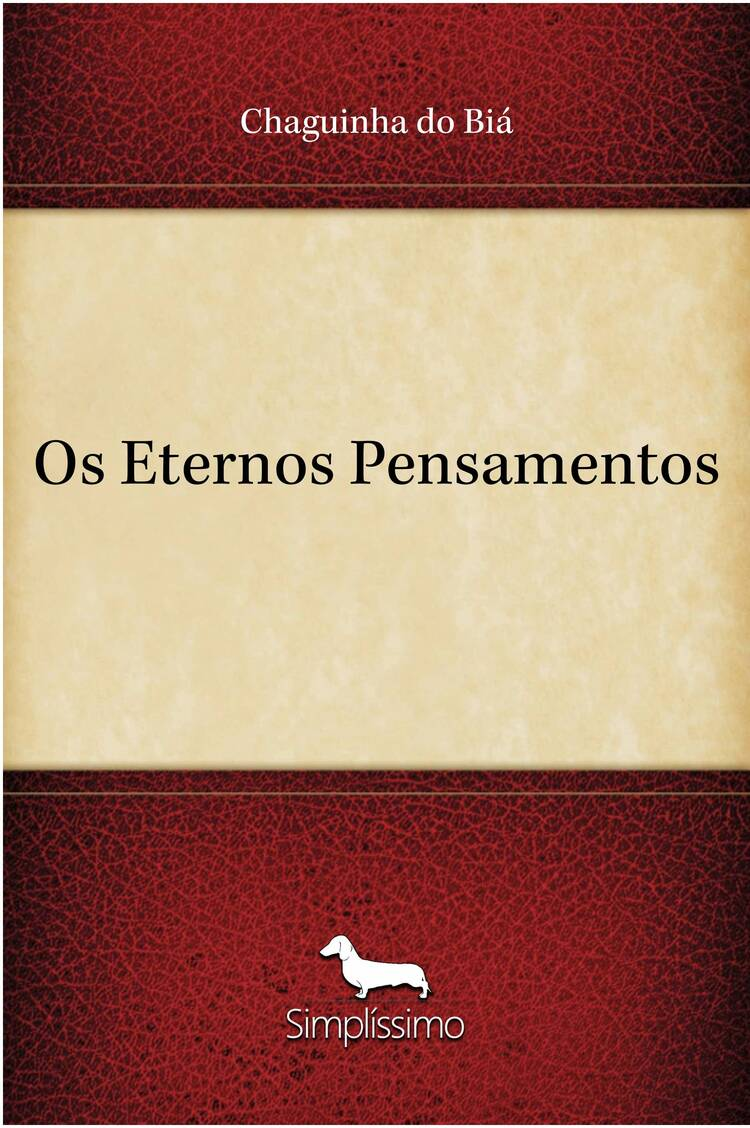 Capa do ebook Os Eternos Pensamentos