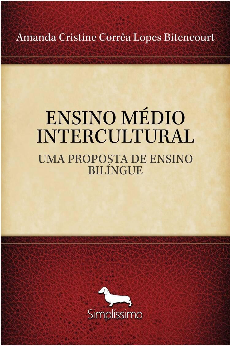 Capa do ebook ENSINO MÉDIO INTERCULTURAL