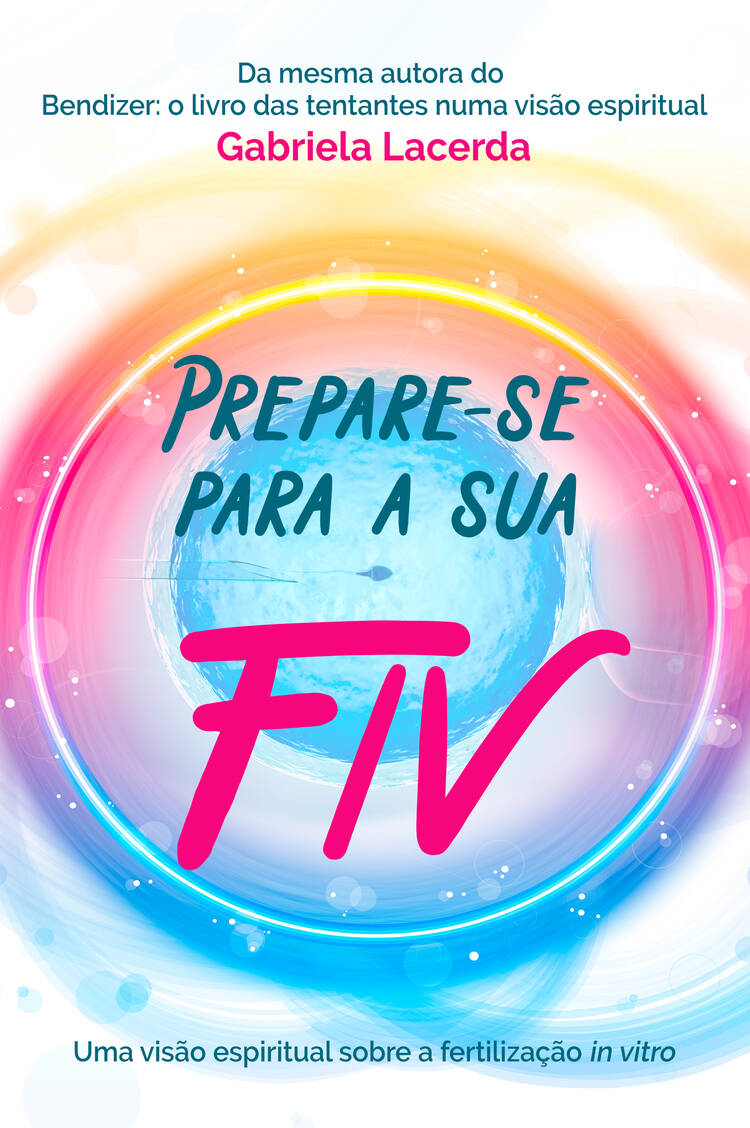 Capa do ebook Prepare-se para a sua FIV