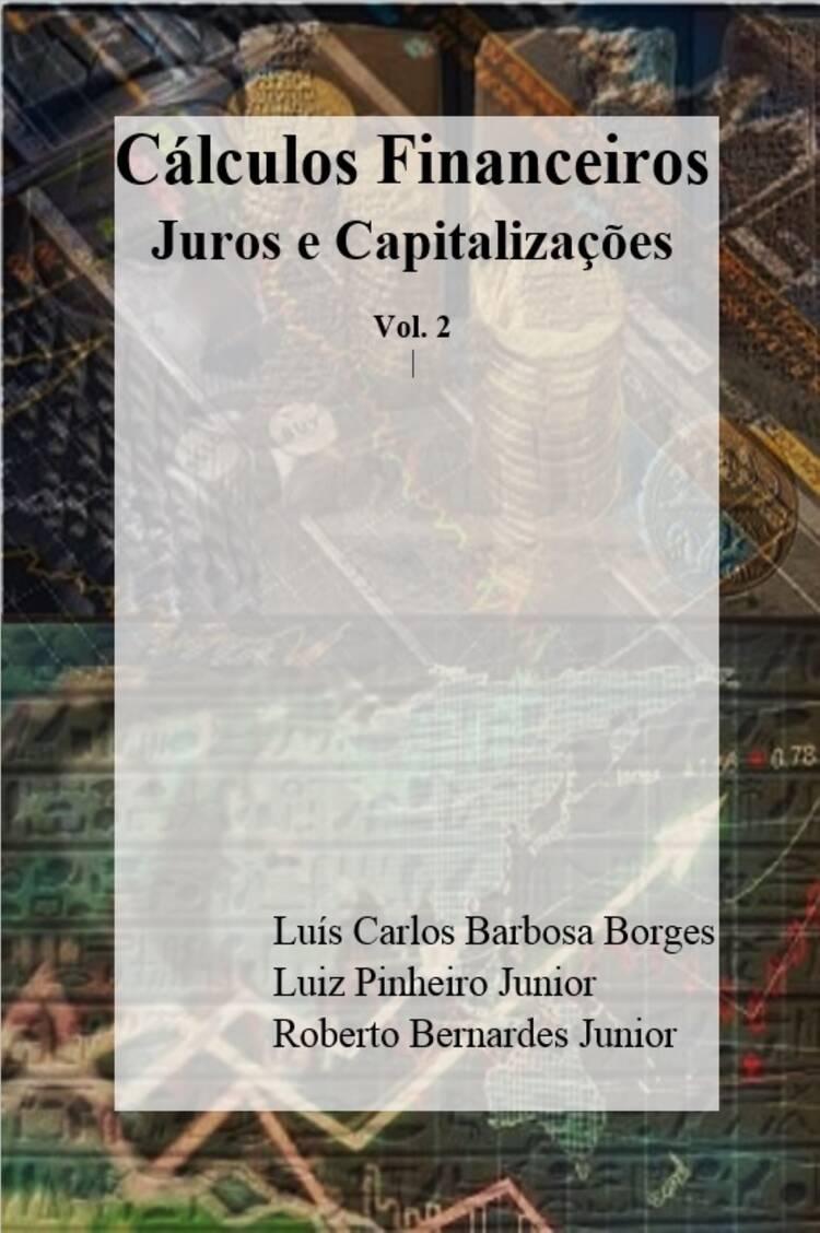 Capa do ebook Cálculos Financeiros