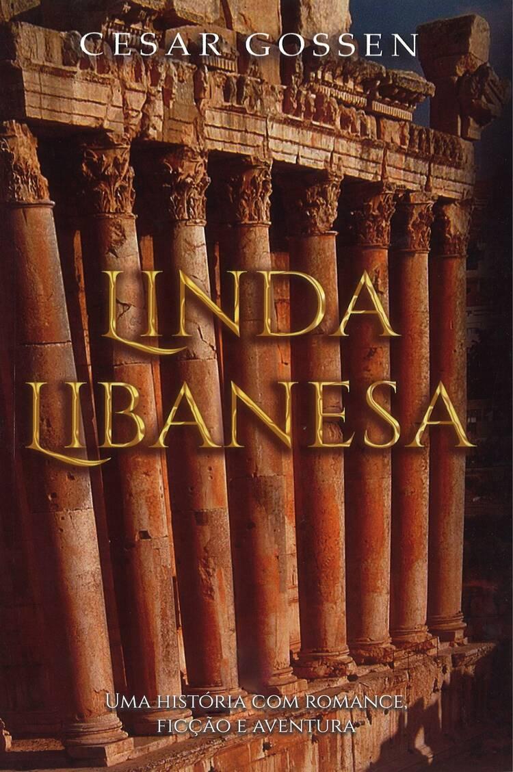 Capa do ebook Linda libanesa