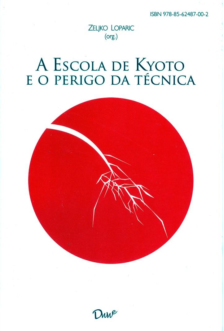 Capa do ebook A escola de Kyoto e o perigo da técnica