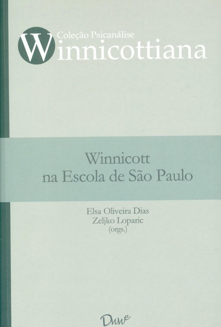 Capa do ebook Winnicott na Escola de São Paulo