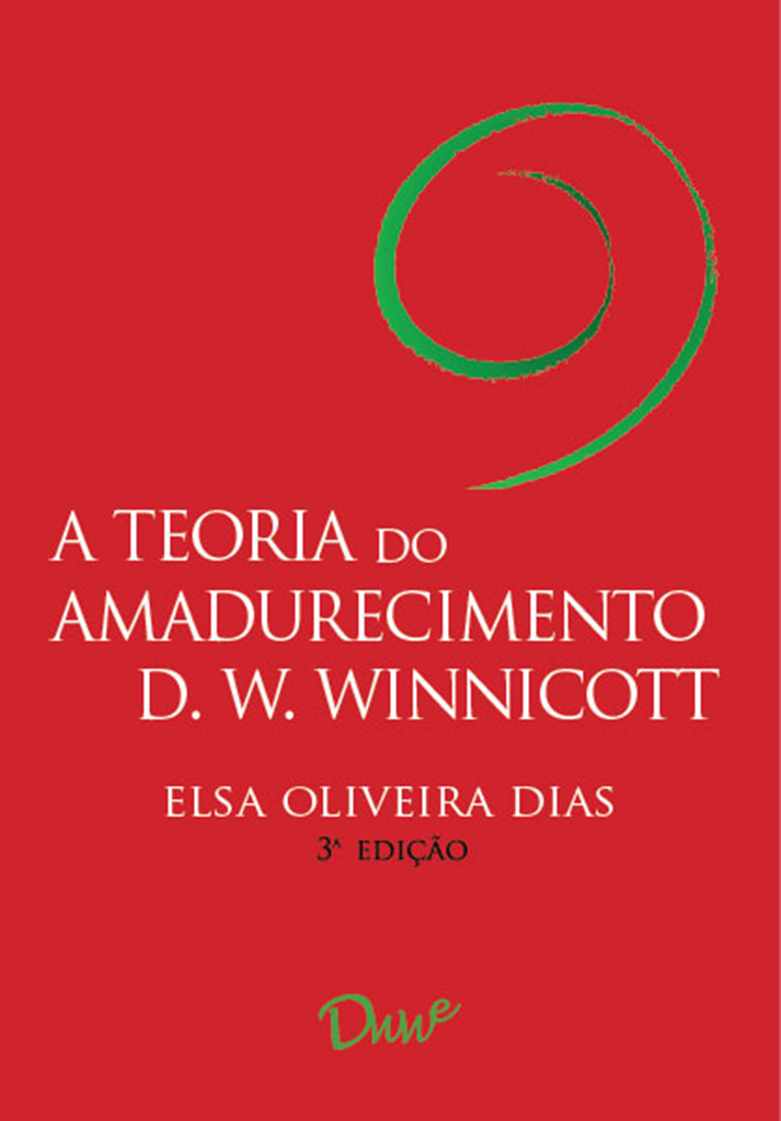 Capa do ebook A teoria do amadurecimento de D. W. Winnicott – 3° Ed.