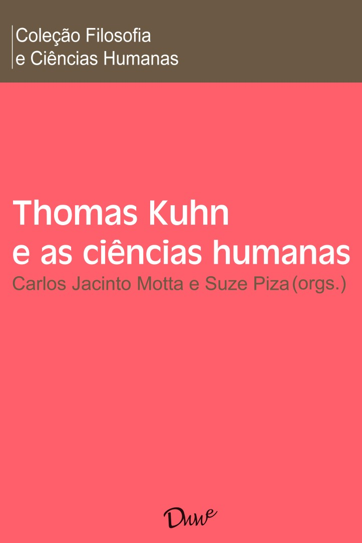 Capa do ebook Thomas Kuhn e as ciências humanas