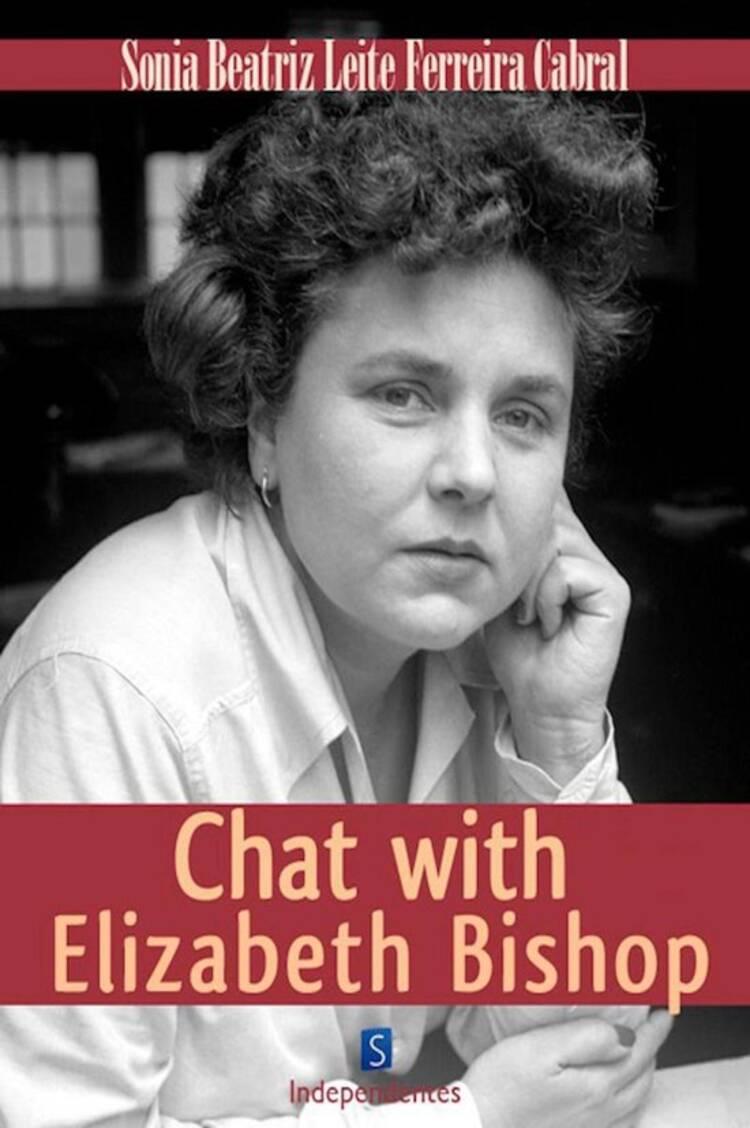 Capa do ebook Chat with Elizabeth bishop