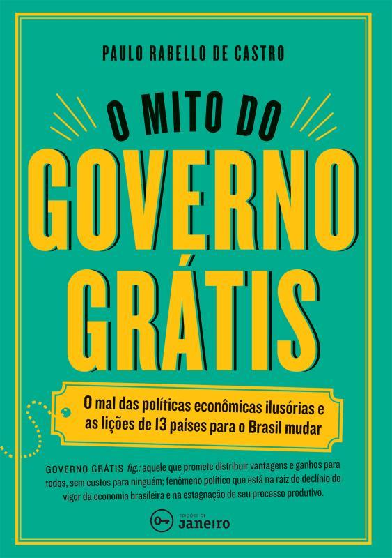 Capa do ebook O mito do governo grátis