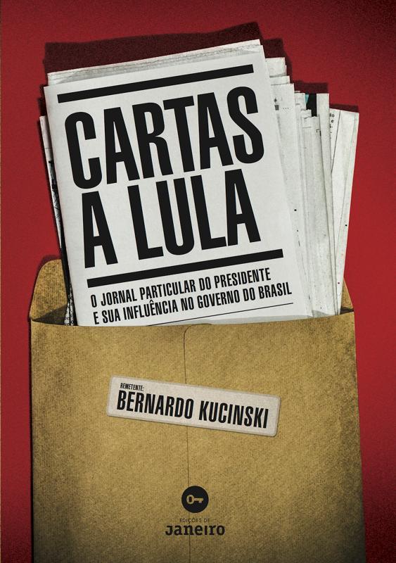 Capa do ebook Cartas a Lula