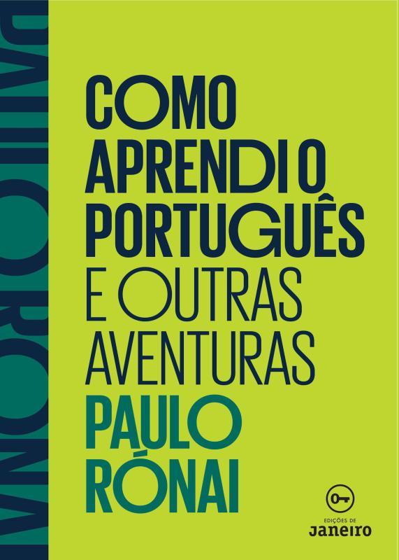 Capa do ebook Como aprendi o português e outras aventuras