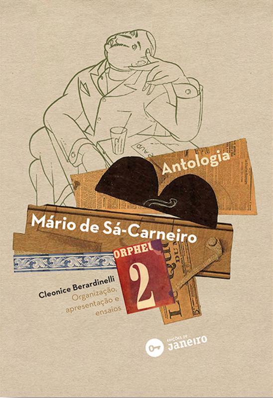 Capa do ebook Mário de Sá-Carneiro – antologia