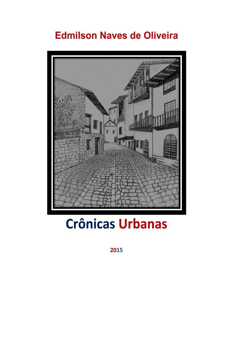 Capa do ebook Crônicas Urbanas