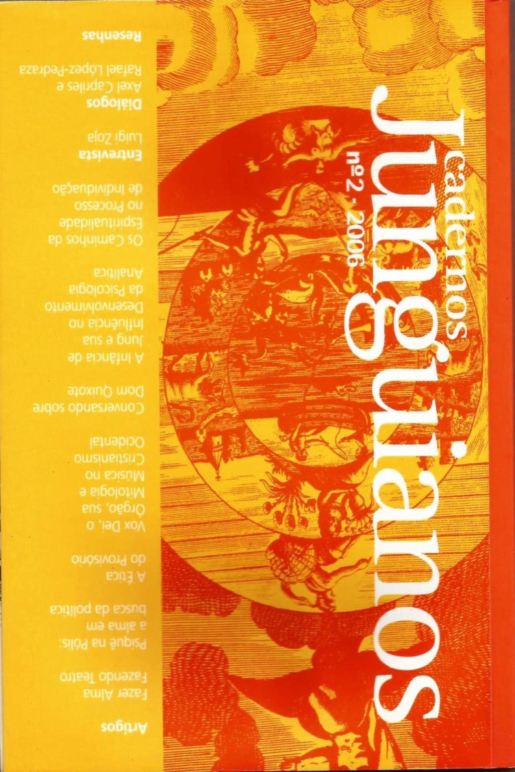 Capa do ebook Cadernos Junguianos nº 2