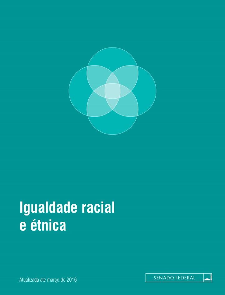 Capa do ebook Igualdade racial e étnica
