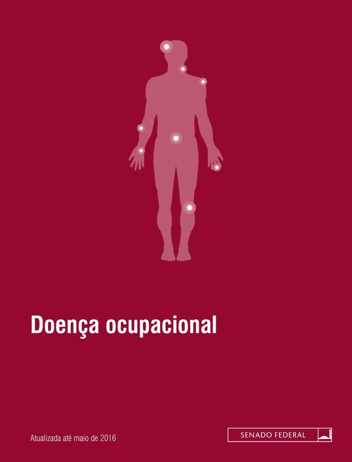 Capa do ebook Doença ocupacional