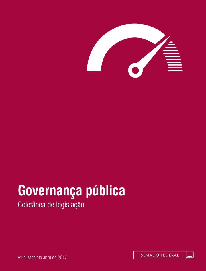 Capa do ebook Governança pública