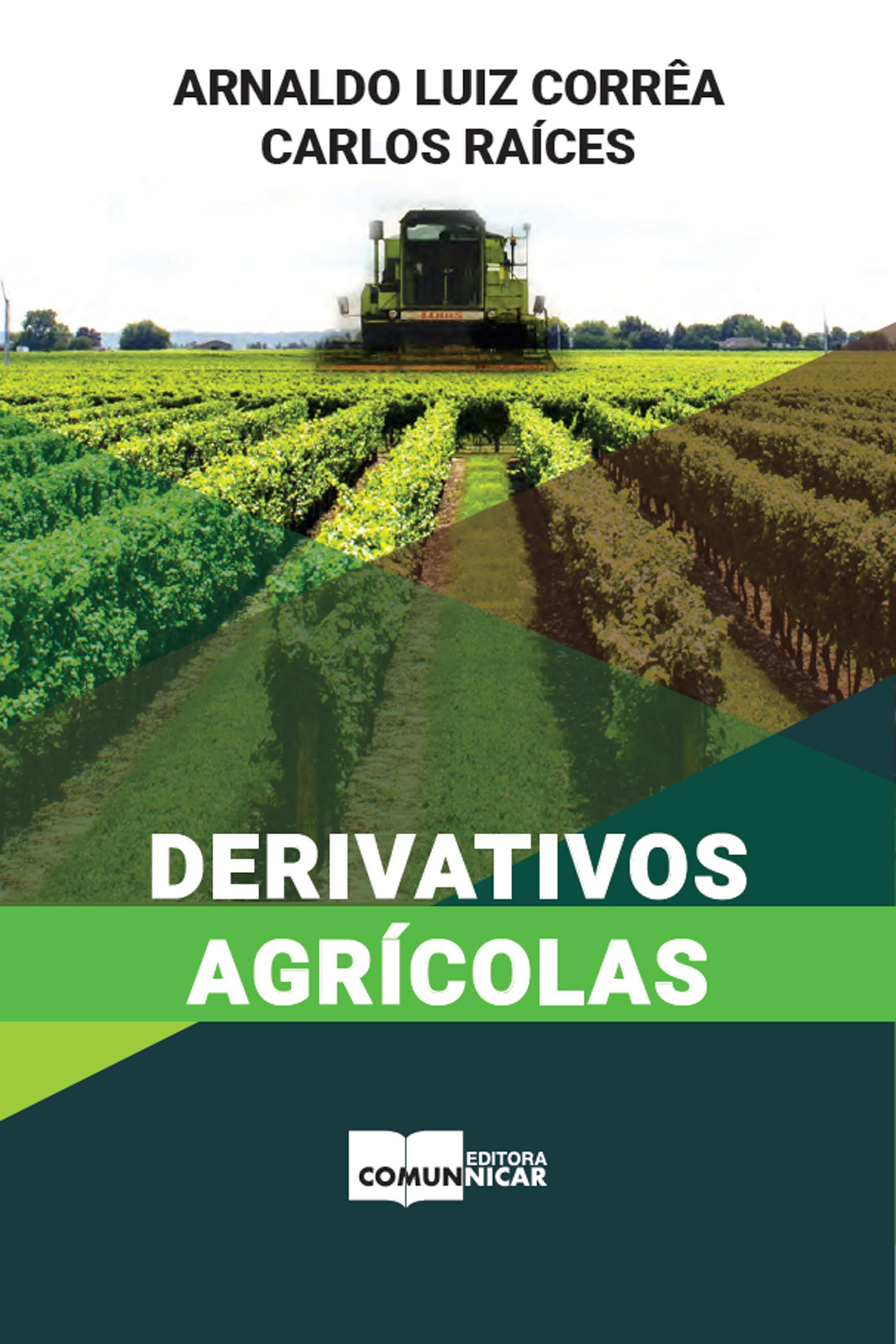 Capa do ebook Derivados Agrícolas