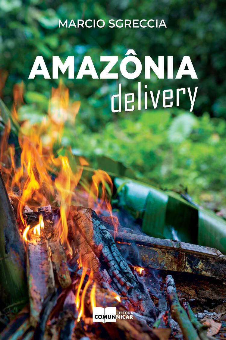 Capa do ebook Amazonia Delivery