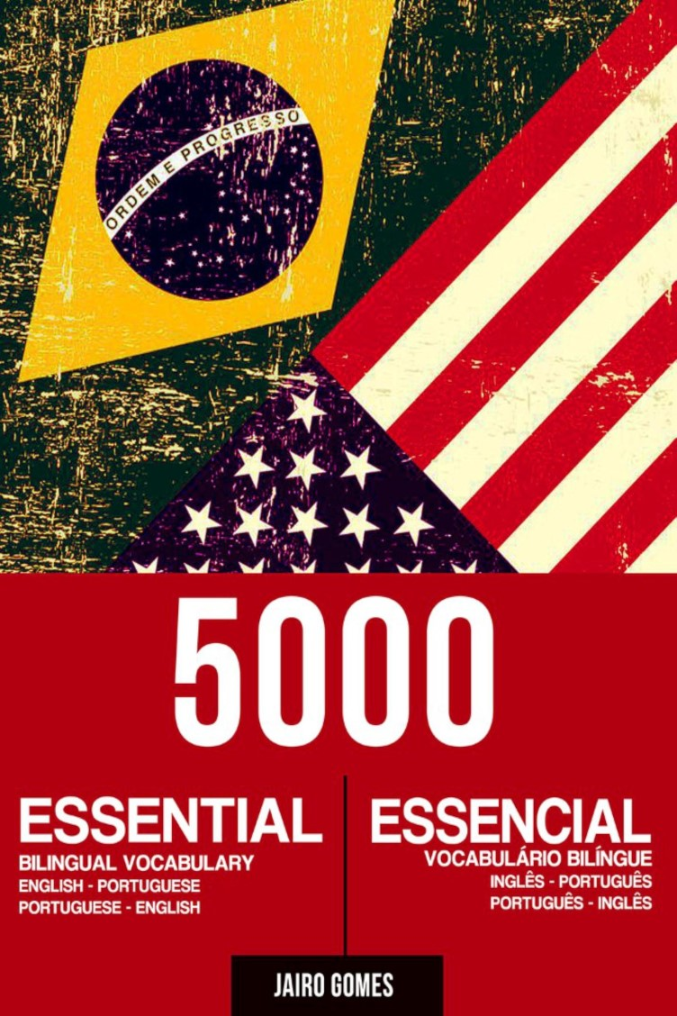 Capa do ebook 5000 Essential Bilingual Vocabulary / 5000 Vocabulário Bilíngue Essencial