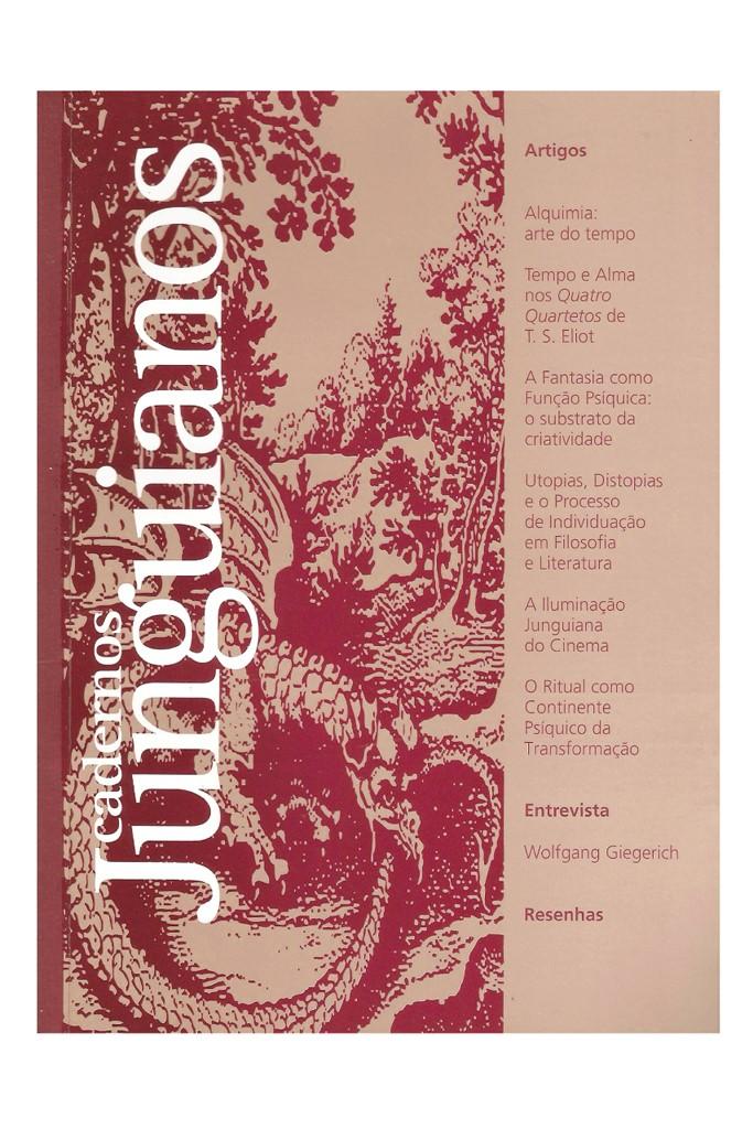 Capa do ebook Cadernos Junguianos nº 1