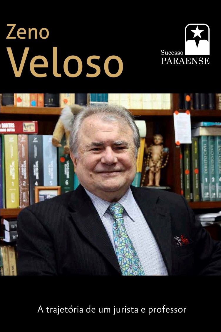 Capa do ebook Zeno Veloso