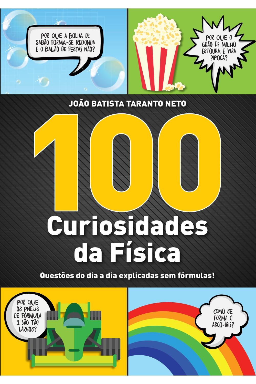 Capa do ebook 100 Curiosidades da Física