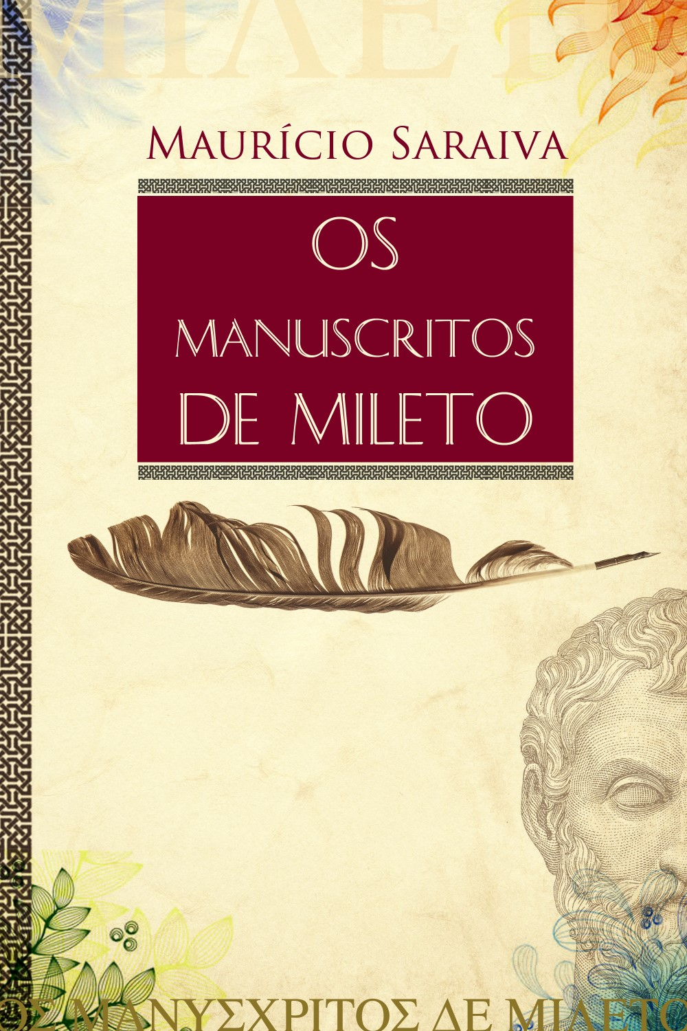 Capa do ebook Os Manuscritos de Mileto