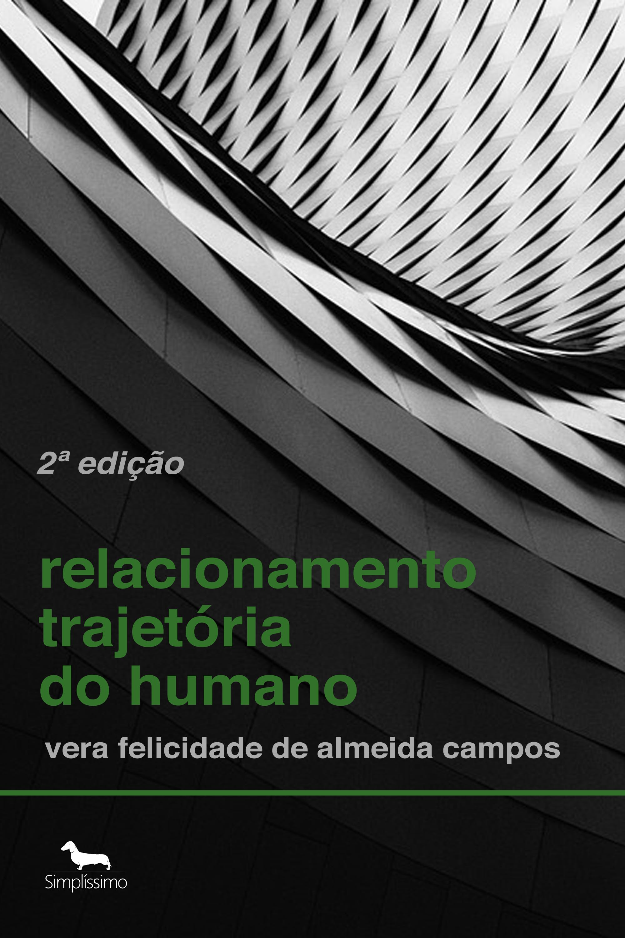 Capa do ebook Relacionamento Trajetória do Humano