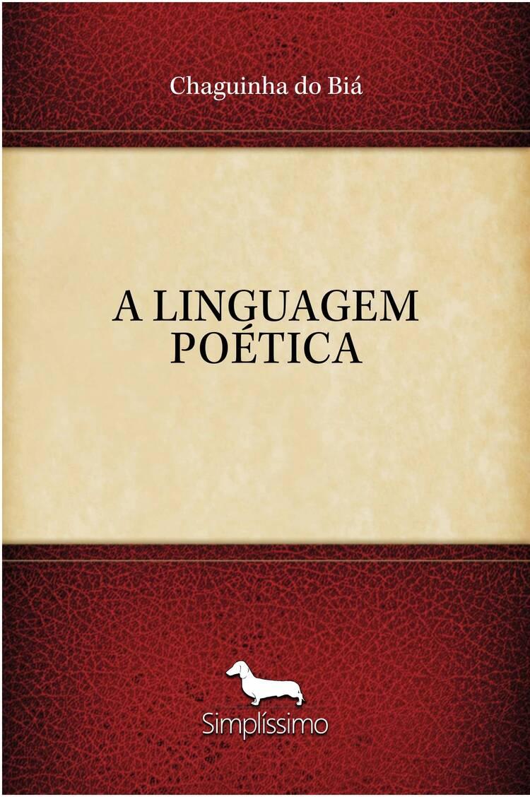 Capa do ebook A LINGUAGEM POÉTICA