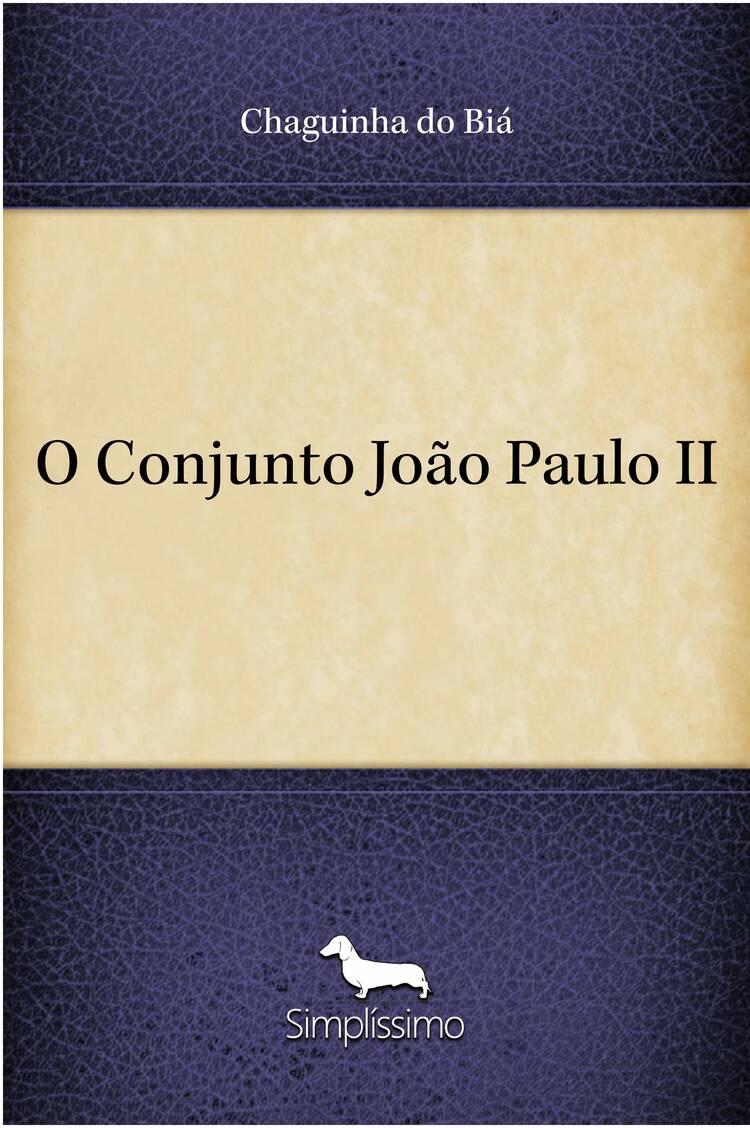 Capa do ebook O Conjunto João Paulo II