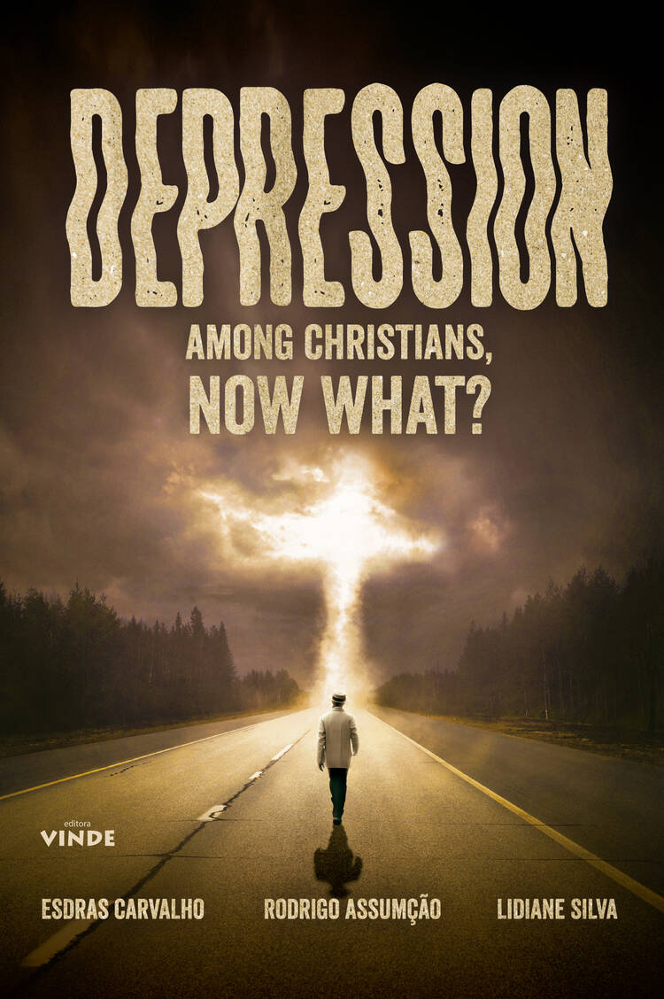 Capa do ebook Depression Among Christians, Now What ?