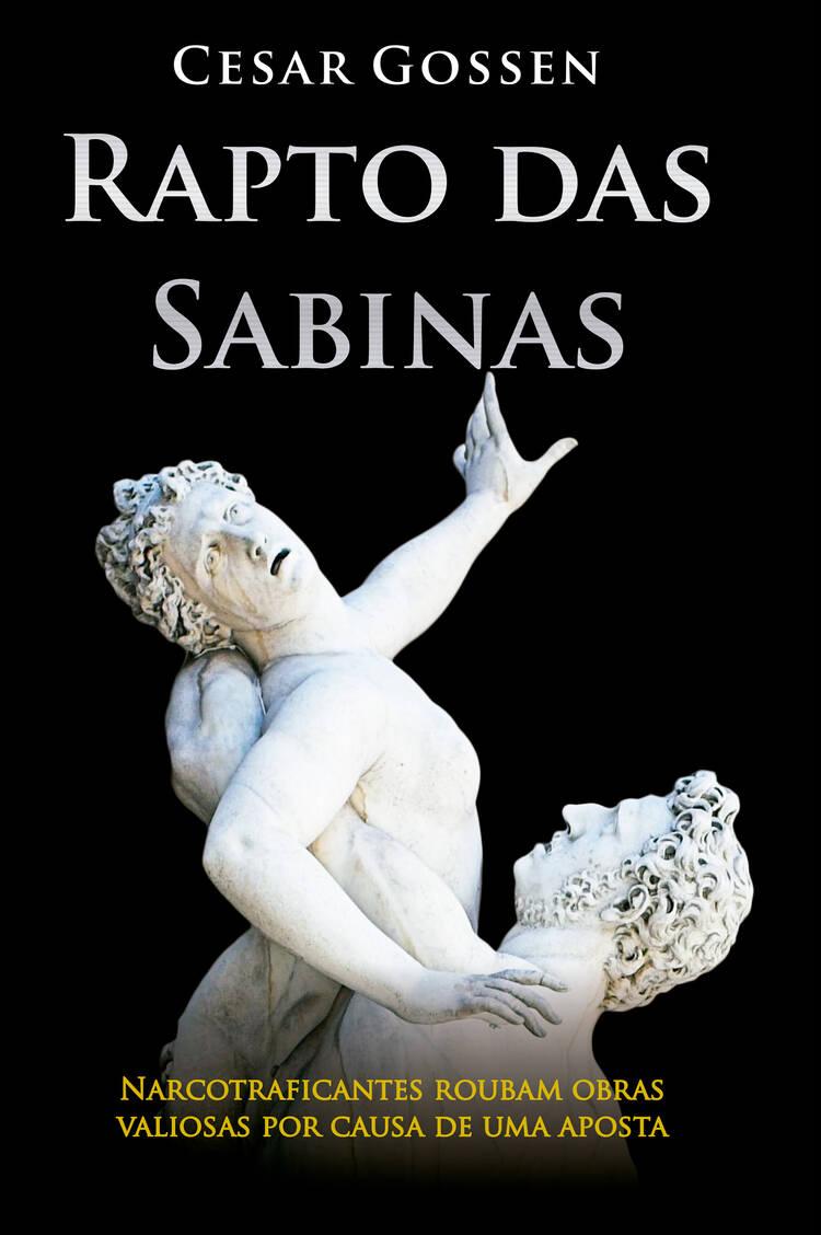 Capa do ebook O Rapto das Sabinas