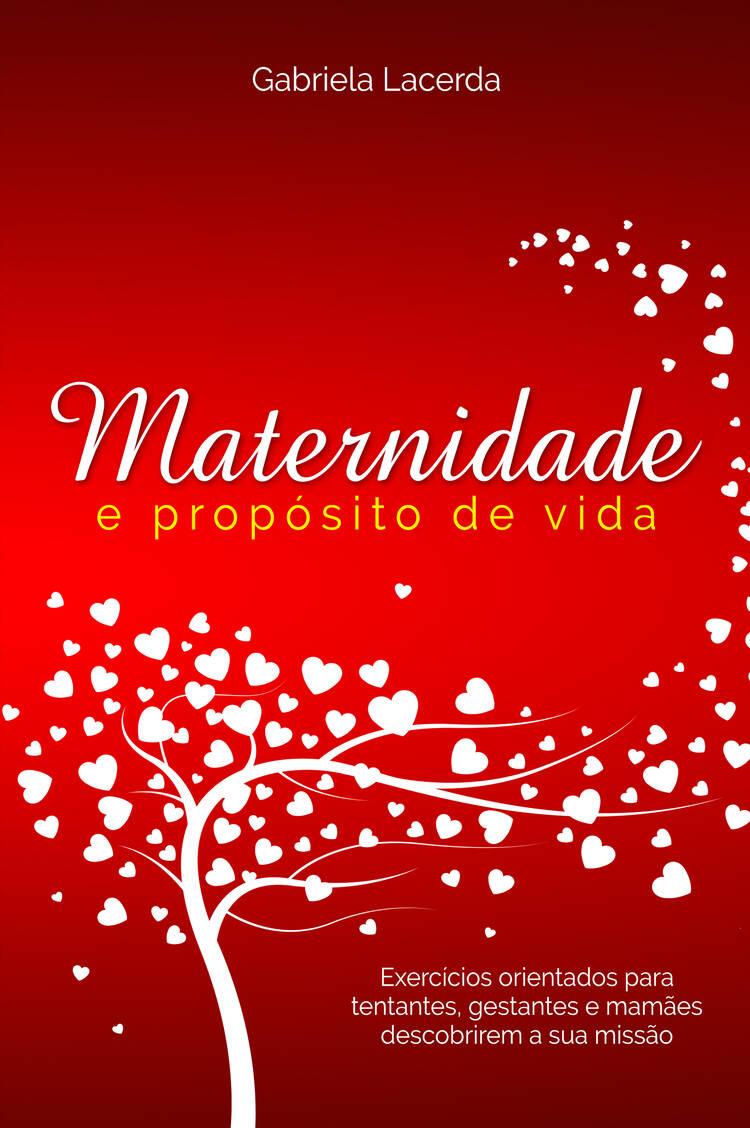 Capa do ebook Maternidade e Propósito de vida
