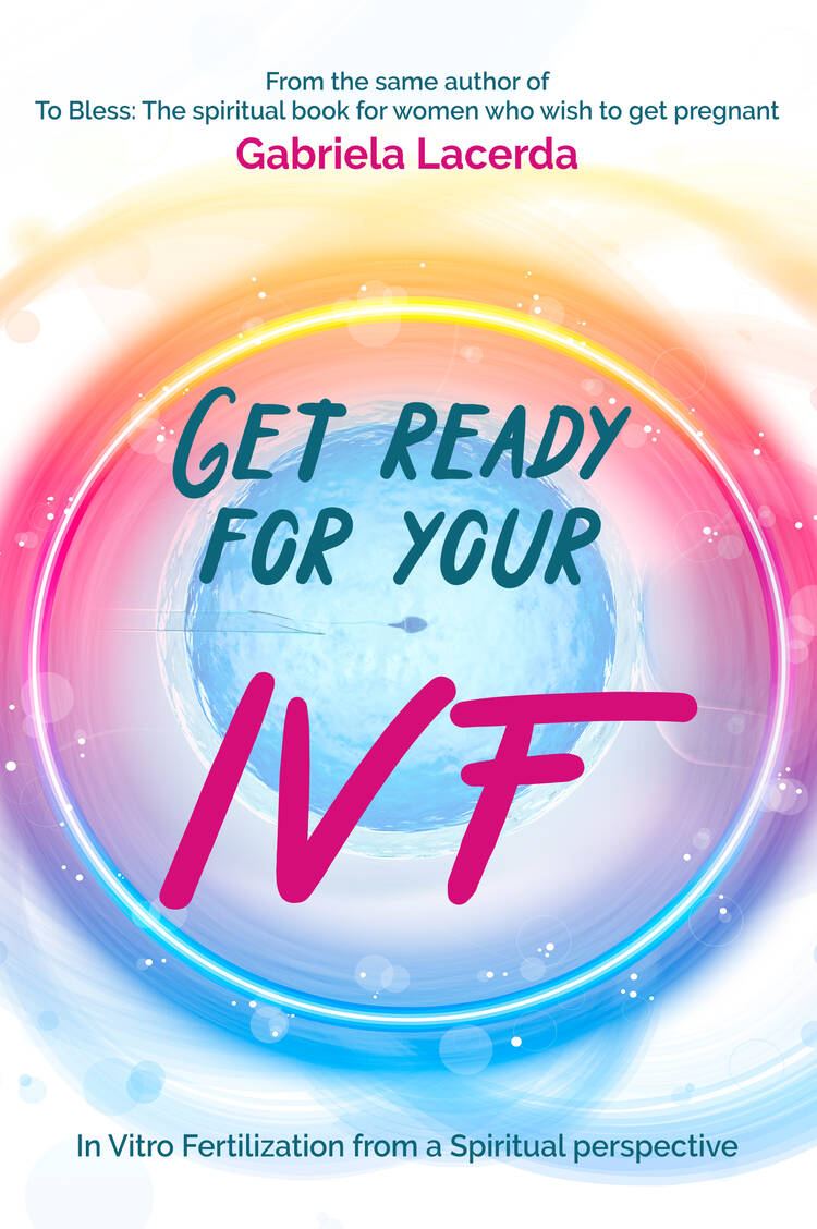 Capa do ebook Get ready for your IVF