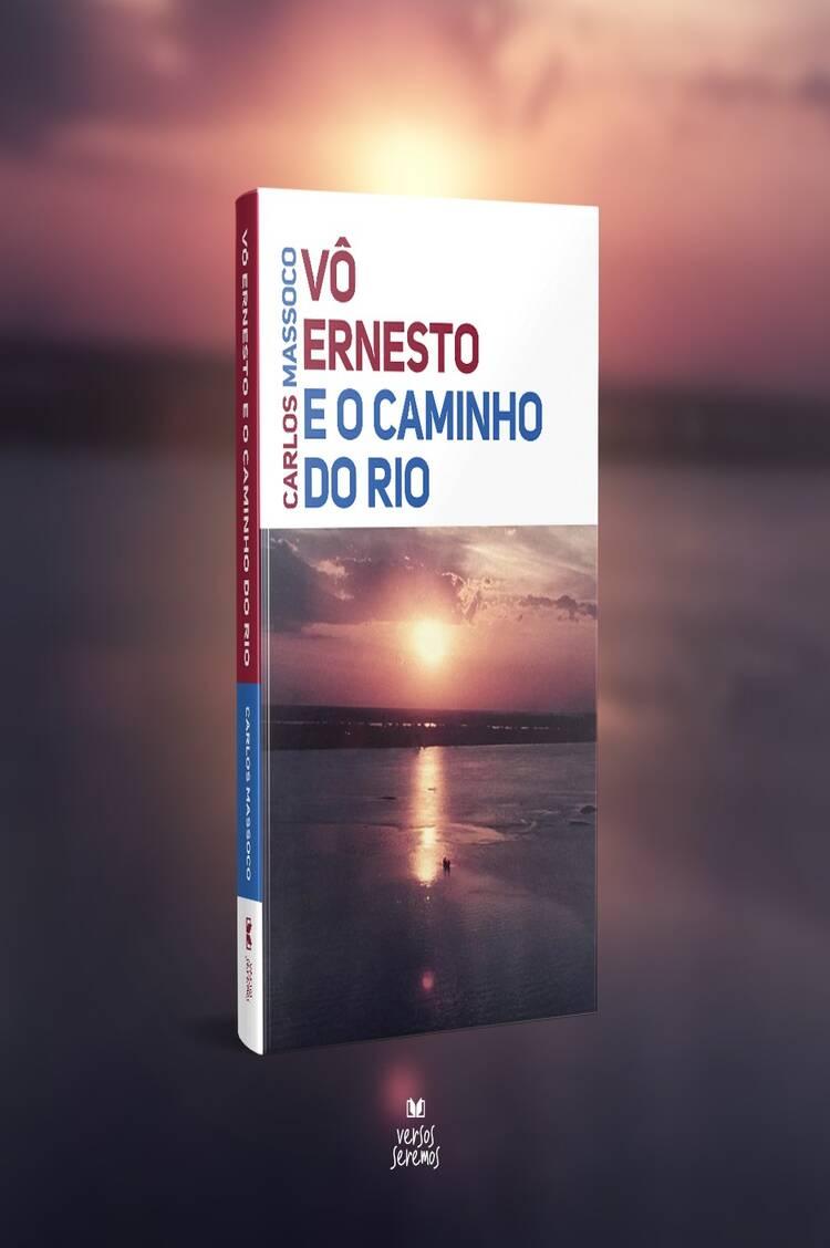 Capa do ebook Vô Ernesto e o Caminho do Rio