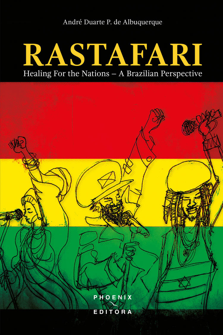 Capa do ebook RASTAFARI