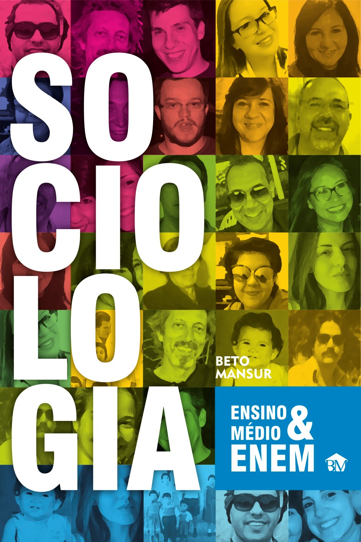 Capa do ebook Sociologia Enem e ensino médio