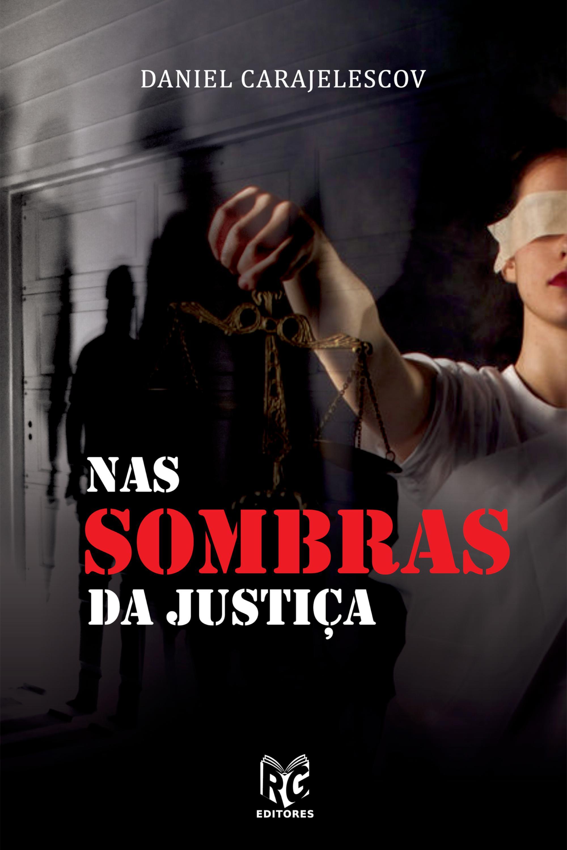 Capa do ebook Nas Sombras da Justiça