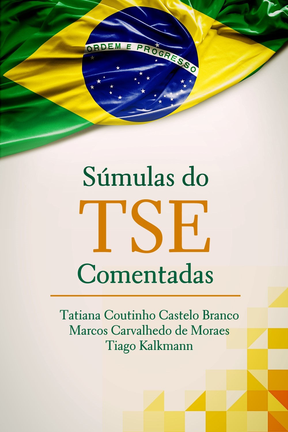 Capa do ebook Súmulas do TSE comentadas