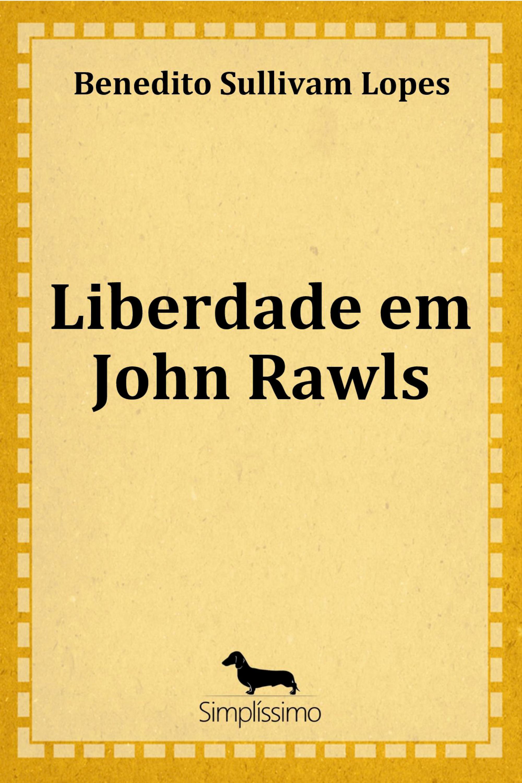 Capa do ebook Liberdade em John Rawls