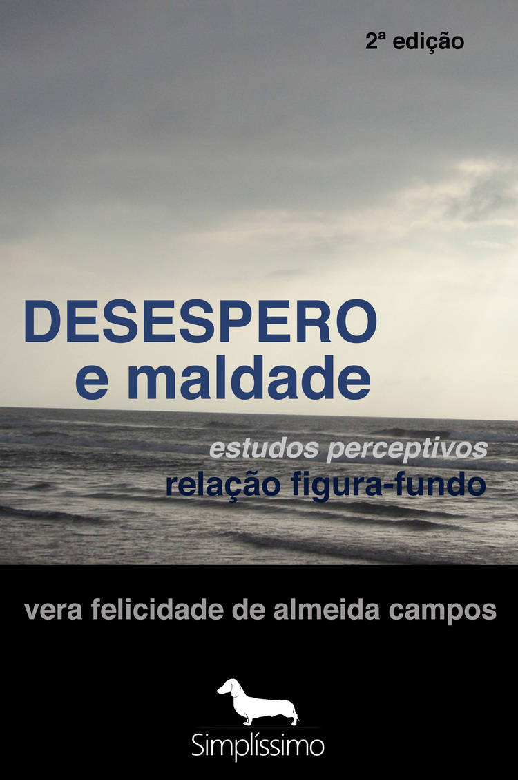 Capa do ebook Desespero e Maldade