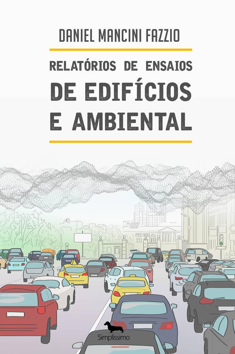 Capa do ebook Relatórios de Ensaios de Edifícios e Ambiental