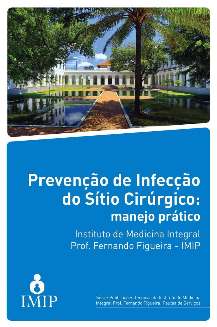 Capa do ebook Prevenção de infecção do sítio cirúrgico